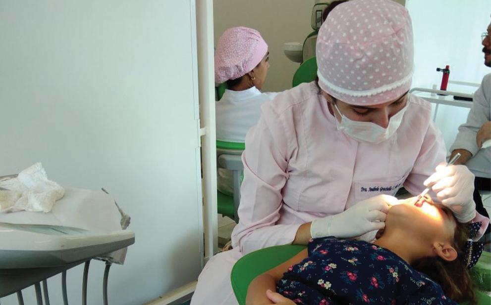 Especialização em Odontopediatria + Habilitação em Sedação Consciente Inalatória com Óxido Nitroso + Habitação em Laser em Odontologia (Tripla Certificação)